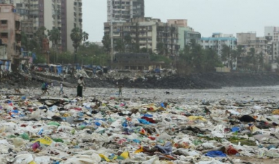 Versova Beach, Mumbai, India