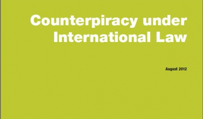Cover of the Briefing No1: Counterpiracy Under International Law