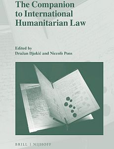 Cover of the book Companion of International Humanitarian Law